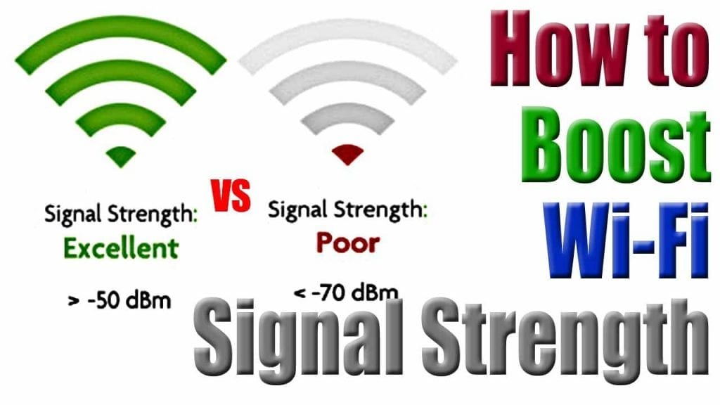 Improve Your WiFi | Mobile Phone Signal